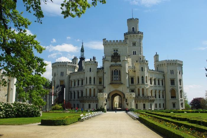 Bezbariérové hrady a zámky v České republice