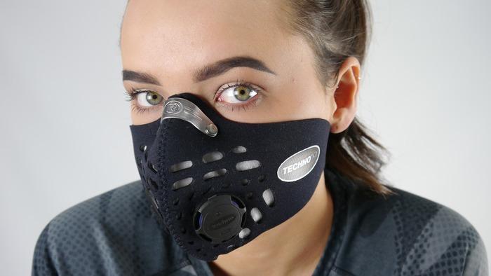 Jak na dezinfekci respirátoru