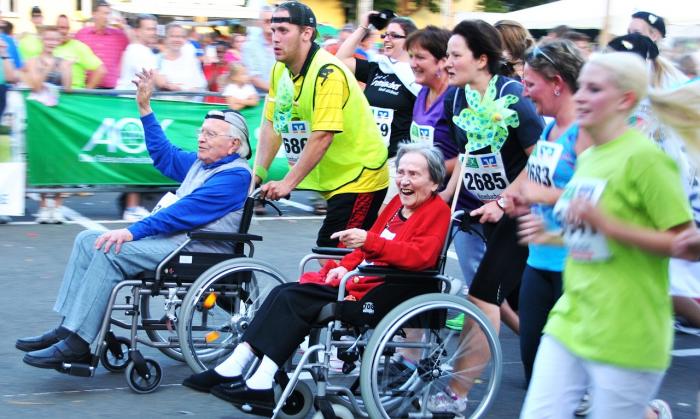 Sportem ku zdraví a k pomoci