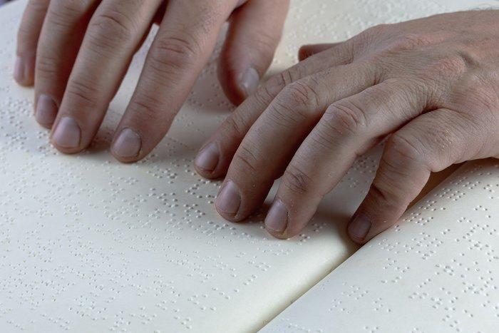 Odlišnosti knih pro nevidomé