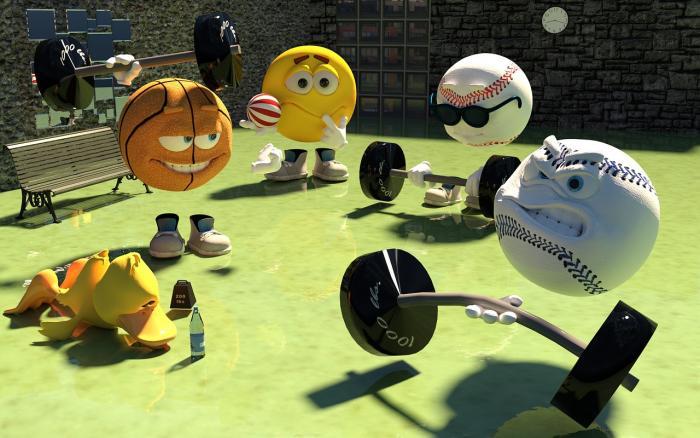 7 zábavných fyzioterapeutických pomůcek