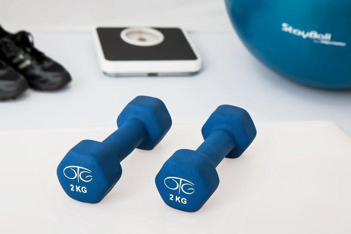 Úklid místo fitness centra