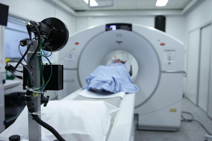 Tomoterapie, bezpečně cílené ozařování