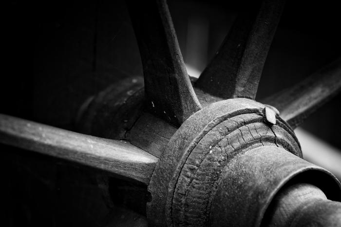 Židle na kolečkách aneb pradávná historie invalidního vozíku