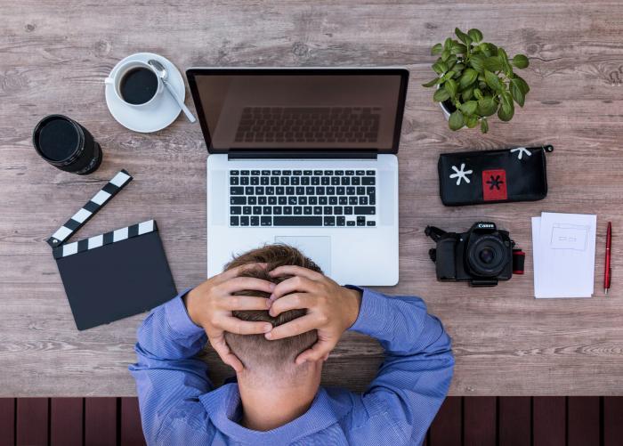 5 nejčastějších chyb při hledání práce